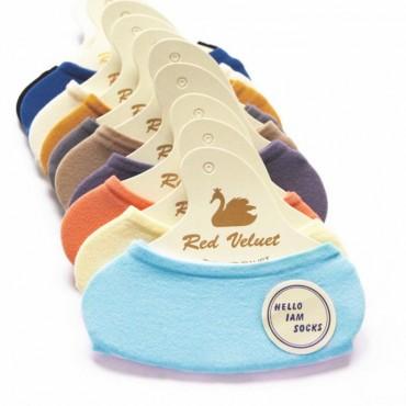 SA093-100 Anti-slip Invisable socks for her