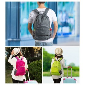 KR055-058 Foldable light weight Backpack