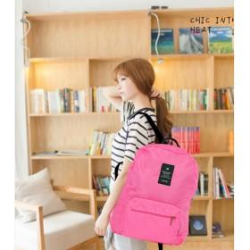 KR066-067 Foldable Travel Backpack