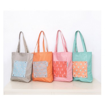 KR112-115 Foldable tote bag