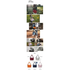 KR122-126 Waterproof travel tote bag
