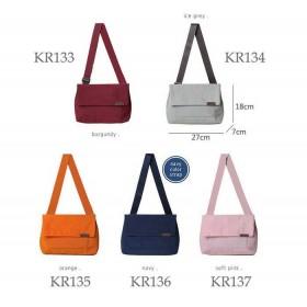 KR133-137 Waterproof travel medium tote bag